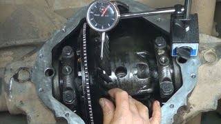 getlinkyoutube.com-Dodge RAM 1500 Noisy Rear Differential Diagnose and Repair part Three