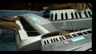 getlinkyoutube.com-Evanescence - Bring Me To Life (Piano Keyboard Cover)