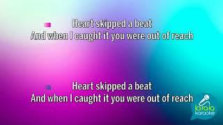 The XX - Heart skipped a beat - Karaoke