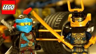 getlinkyoutube.com-Лего Ниндзяго 2017 - Самурай VXL 70625 - Обзор - Видео для Детей - Lego Ninjago