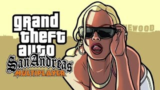 GRAND THEFT AUTO SAN ANDREAS ONLINE MOD! | GTA SA Multiplayer