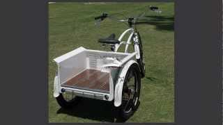 "getlinkyoutube.com-Custom Beach Cruiser Trike, The ""Transformer"""