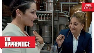 getlinkyoutube.com-Grainne and Trishna get a little merry - The Apprentice 2016: Episode 10 Preview - BBC One