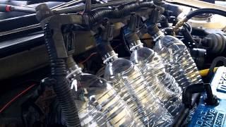 getlinkyoutube.com-Mazda 626 - Fuel Injector Leak Test