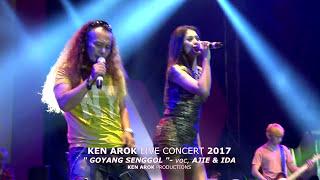 "getlinkyoutube.com-KEN AROK SALATIGA 2017 "" GOYANG SENGGOL "" AJI JATINOVA & IDA"