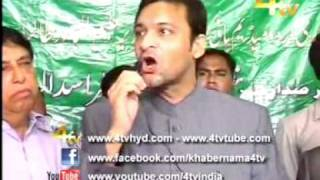 getlinkyoutube.com-akbar owaisi 1st first speech after attack.flv