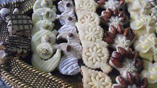 getlinkyoutube.com-sablée pristiges marocaineجديد حلويات الصابلي بريستيج وحلويات اللوز
