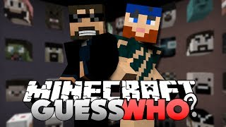 getlinkyoutube.com-Minecraft GUESS WHO MINI GAME - DON'T YOU CHEAT ME!