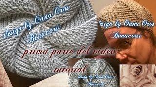 getlinkyoutube.com-crochet swirl beret I