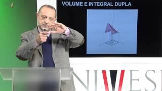 Cálculo II - Aula 18 - Cálculo de volume e integral dupla