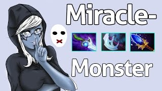 getlinkyoutube.com-Miracle- Dota 2 : Guide - Professional Drow Ranger - [Mid-lane] He's Miracle,sit down and learn