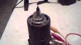 getlinkyoutube.com-Variador de velocidad electronico con motor pequeño