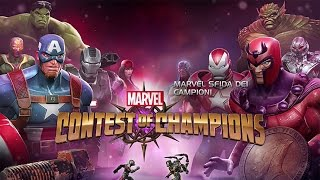 getlinkyoutube.com-MARVEL Sfida dei Campioni - Combattimenti epici - Gameplay Let's Play ITA