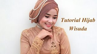 getlinkyoutube.com-Tutorial Hijab Wisuda 2015 | Mutia Yulita