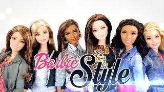 getlinkyoutube.com-Doll Review: Barbie Style