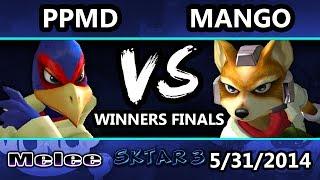 getlinkyoutube.com-SKTAR 3 - Mango (Fox) Vs. PPMD (Falco) - Winners Finals