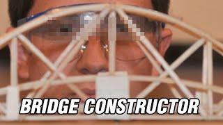 getlinkyoutube.com-คบเด็กสร้างสะพาน - Bridge Constructor