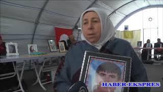 Diyarbakır anneleri yeni yılın ilk gününde de evlat nöbetinde