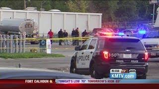 getlinkyoutube.com-BREAKING NEWS: Omaha Police Officer Stabbed
