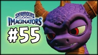 getlinkyoutube.com-Skylanders Imaginators - Gameplay Walkthrough - Part 55 - 100% Complete!