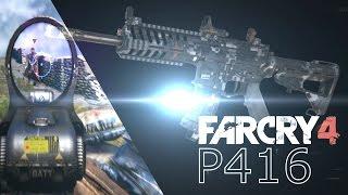 getlinkyoutube.com-『Farcry 4』P416 Gameplay