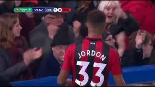 Chelsea vs Bournemouth (2-1)