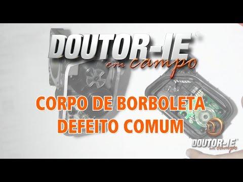 DOUTOR-IE Corpo de Borboleta: Defeito comum