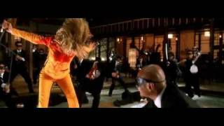 getlinkyoutube.com-Kill Bill - The Bride VS. Gogo and The Crazy 88's (Alternate Version)