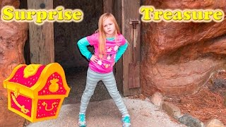 getlinkyoutube.com-DISNEY SURPRISE TREASURE Secret Surprise Treasure with the Assistant a Disney World Video Surprise