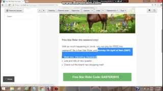 getlinkyoutube.com-STAR STABLE free star rider