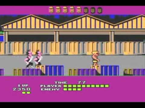Bookittty182 - Bad Street Brawler (NES) Review