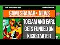 GR+ News - One person spends $10K on Toejam and Earl Kickstarter