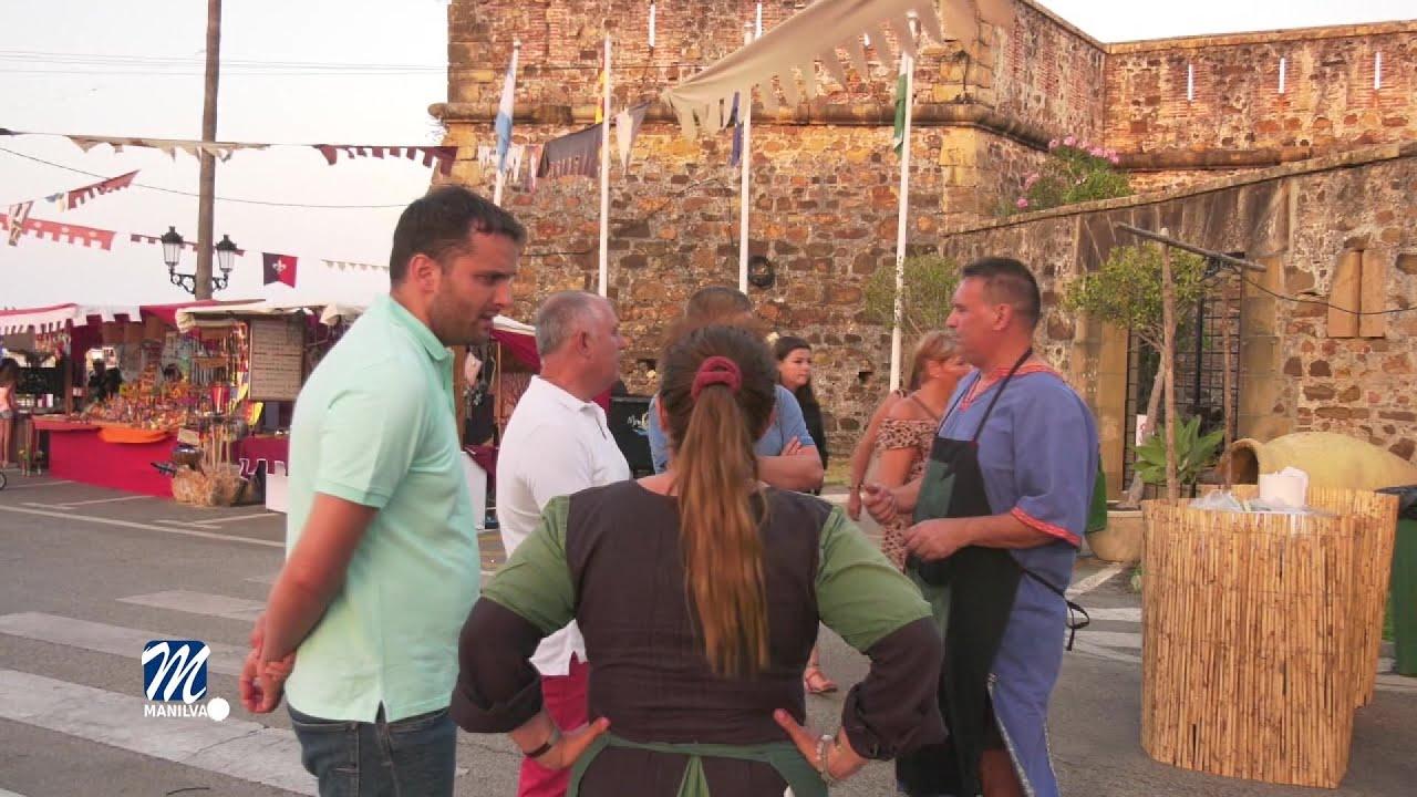 Hoy comienza el Mercado Medieval en El Castillo