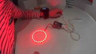 getlinkyoutube.com-Ikea lamp hacking with Arduino and Adafruit Neopixel clone