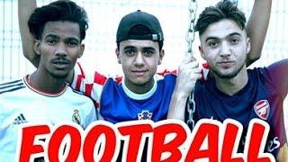 كرة القدم في الجزائر مشاركة فكري بن شنان LE FOOTBALL EN ALGERIE