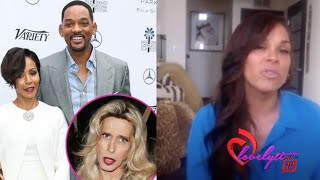 getlinkyoutube.com-Will Smith's EX Wife Sheree Fletcher CHECKS Alexis Arquette For Saying Will & Jada Are GAY