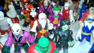 getlinkyoutube.com-Imaginext toy figure collection