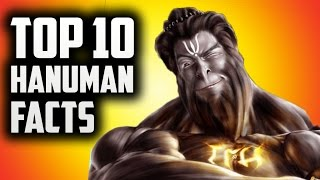 getlinkyoutube.com-HANUMAN Top 10 Facts : Hindu Mythology