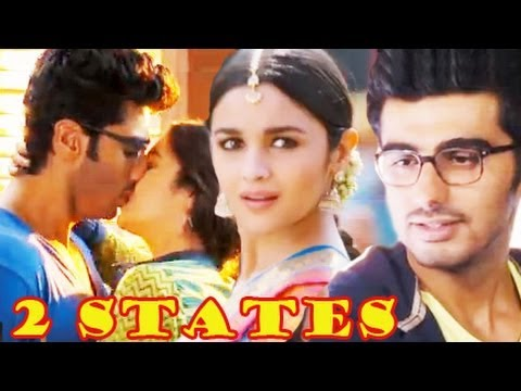 2 States | Hindi Movie Review | Alia Bhatt | Arjun Kapoor