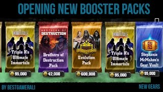 getlinkyoutube.com-WWE Immortals Opening New Booster Packs
