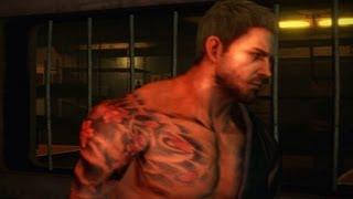 getlinkyoutube.com-Resident Evil 6 PC - Chris Toying with Ada (Model Swap Trainer)