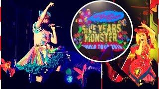getlinkyoutube.com-Kyary Pamyu Pamyu 5ive years monster world tour London| July 2016