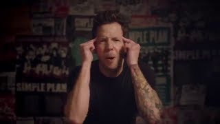 OPINION OVERLOAD - SIMPLE PLAN  karaoke version ( no vocal ) lyric instrumental