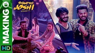 Chavanprash Song Making | Bhavesh Joshi Superhero | Harshvardhan Kapoor | Shibani & Anusha Dandekar width=