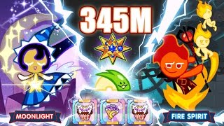 Kakao CookieRun 345M [EP.4] Moonlight+FireSpirit [Perfect] แสงจันทร์+ภูตอัคคี | xBiGx