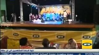 إنصاف ورماز ونسرين وشموس ورفيعة و صباح و فاطمة عمر - إن طلعت القمره