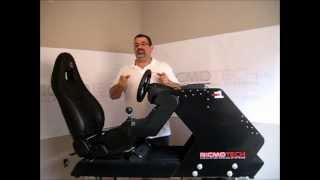 getlinkyoutube.com-Tour of the RS1-DIY Racing Simulator Cockpit