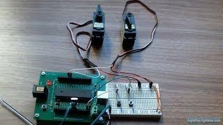 getlinkyoutube.com-Control de Servos con CCS V5