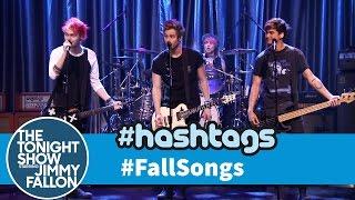 getlinkyoutube.com-5 Seconds of Summer Hashtags: #FallSongs