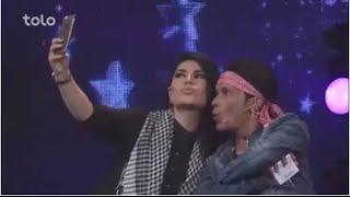 Aryana Sayeed wa Qasim Ebrahimi roi Stage
